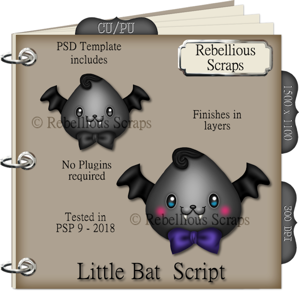 Little Bat Script
