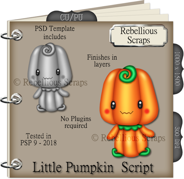 Little Pumpkin Script