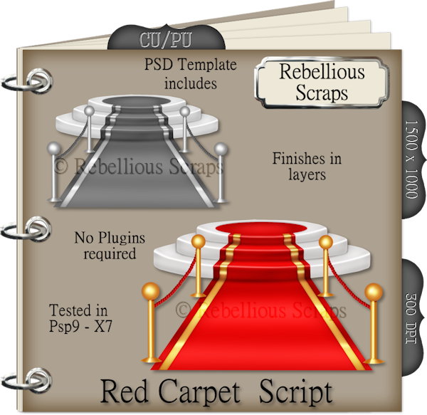 Red Carpet Script