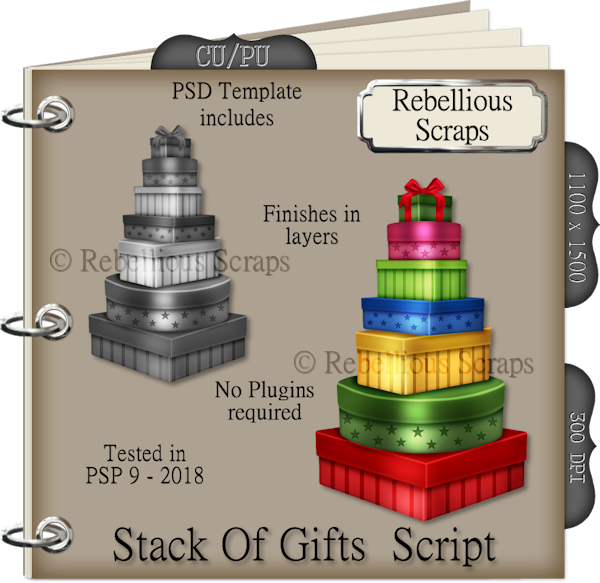 Stack Of Gifts Script