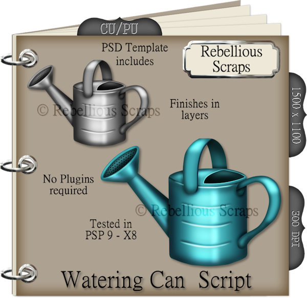 Watering Can Script
