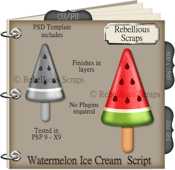 Watermelon Ice Cream Script