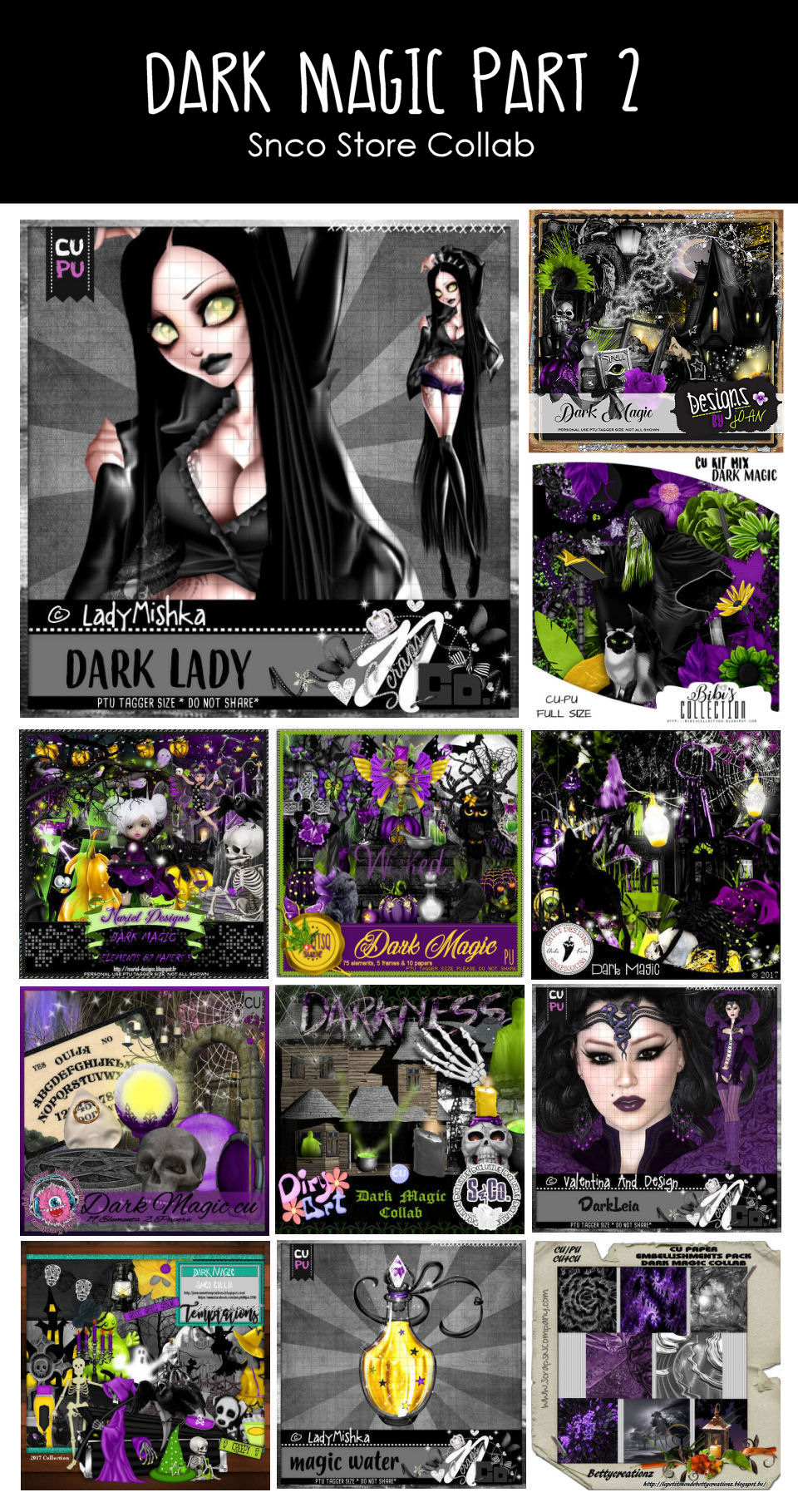 DARK MAGIC 2017 PART 2 - Click Image to Close