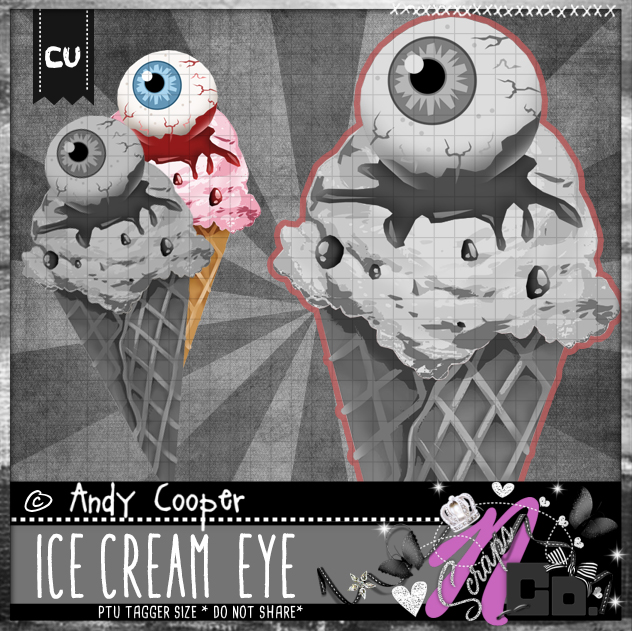ICE CREAM EYE TEMPLATE