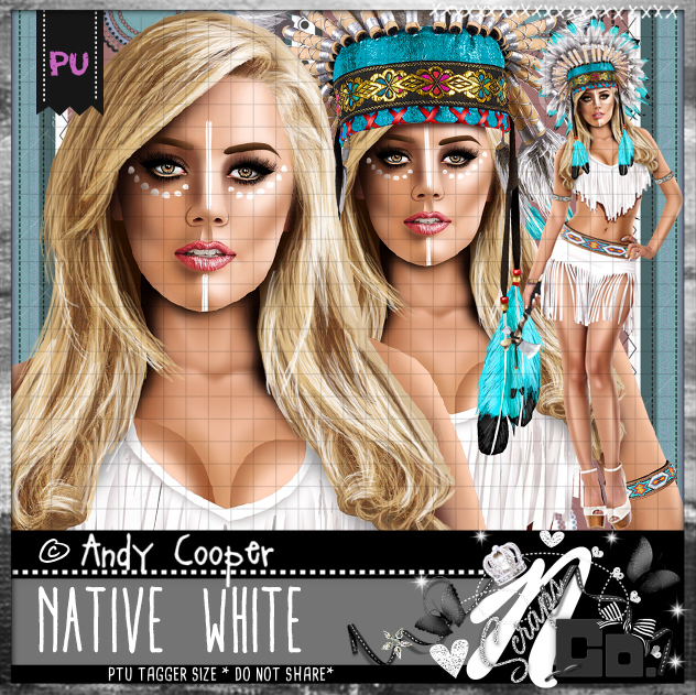 NATIVE WHITE