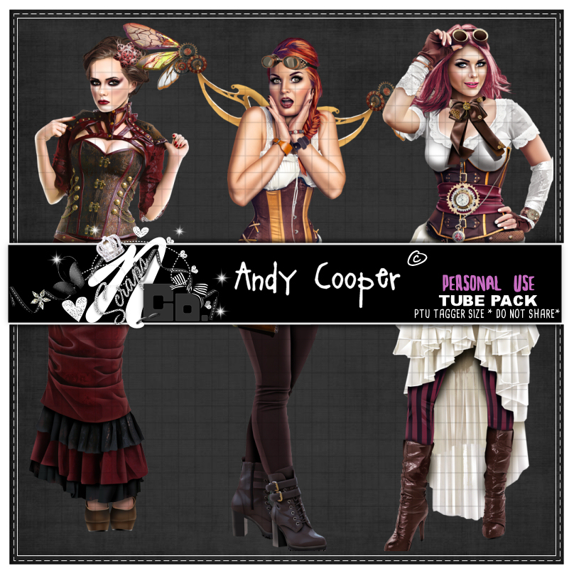 ANDY TUBE PACK 18