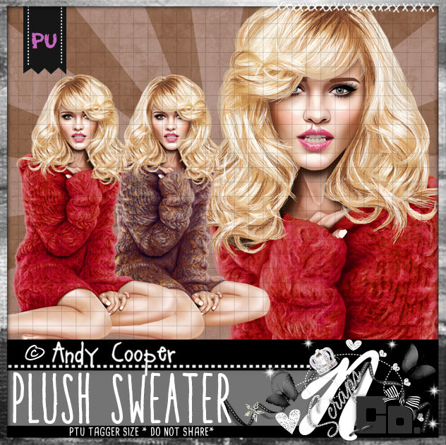 PLUSH SWEATER