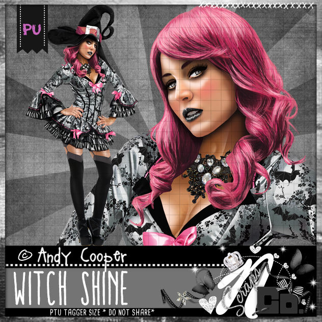WITCH SHINE