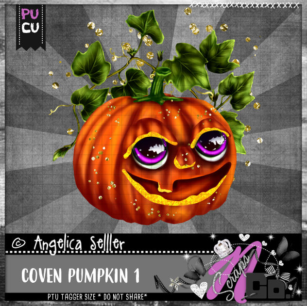 COVEN PUMPKIN 1