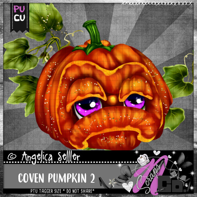 COVEN PUMPKIN 2