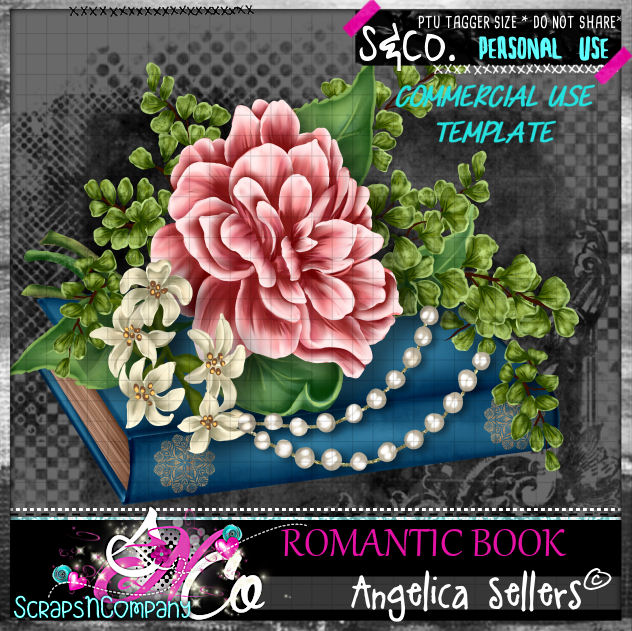 ROMANTIC BOOK CU PU