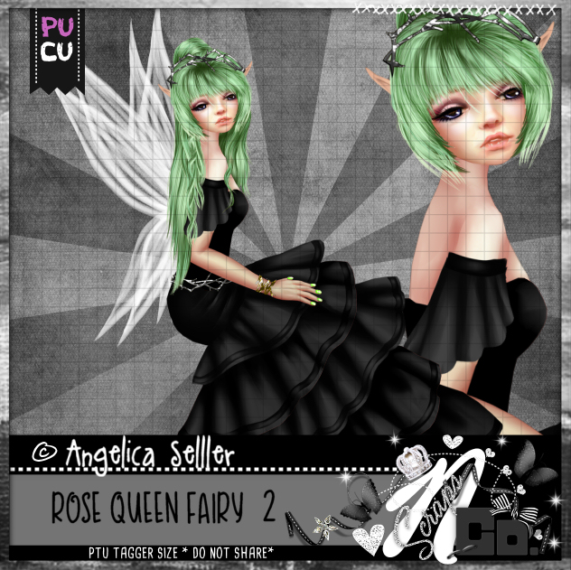 ROSE QUEEN FAIRY 2