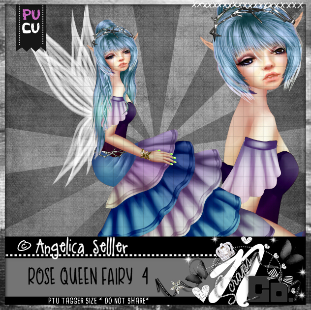 ROSE QUEEN FAIRY 4
