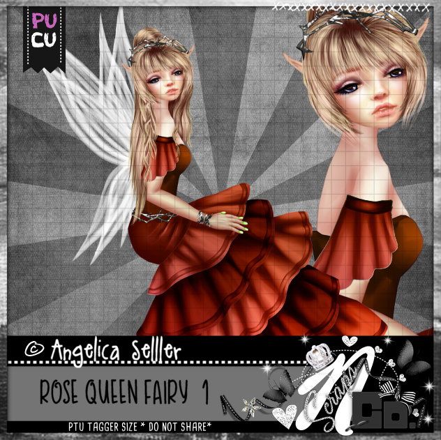 ROSE QUEEN FAIRY
