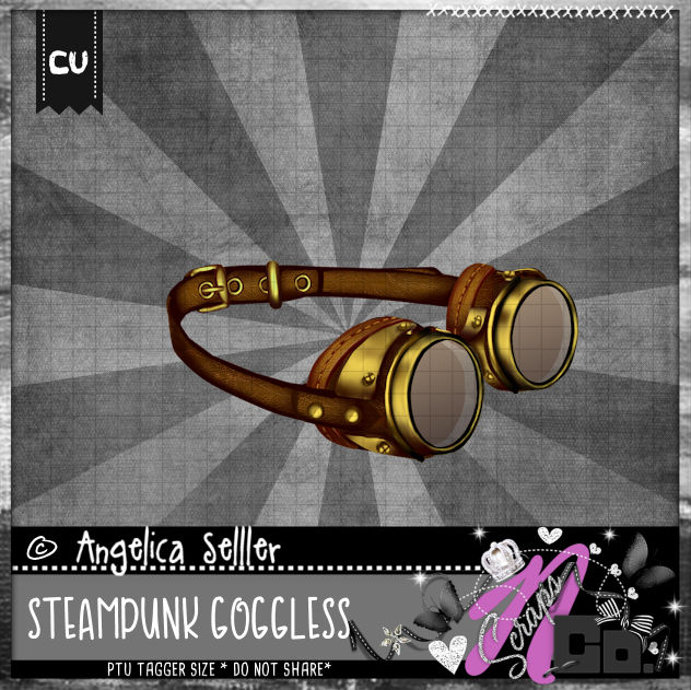 STEAMPUNK GOGGLESS
