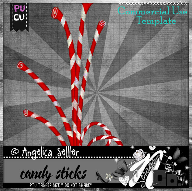 candy sticks