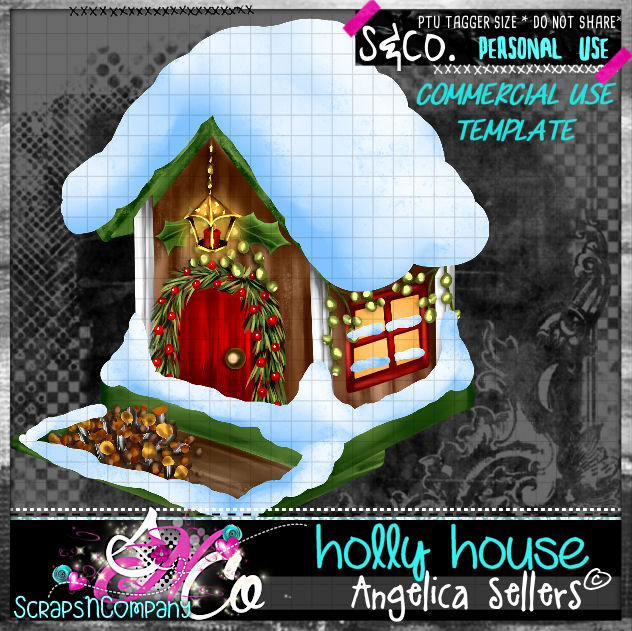 holly house template cu pu