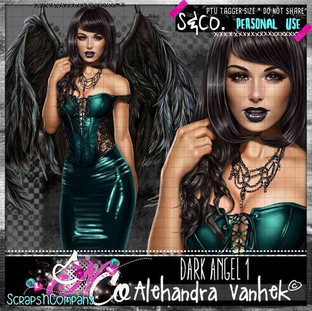 DARK ANGEL 1