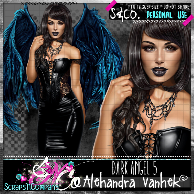 DARK ANGEL 5