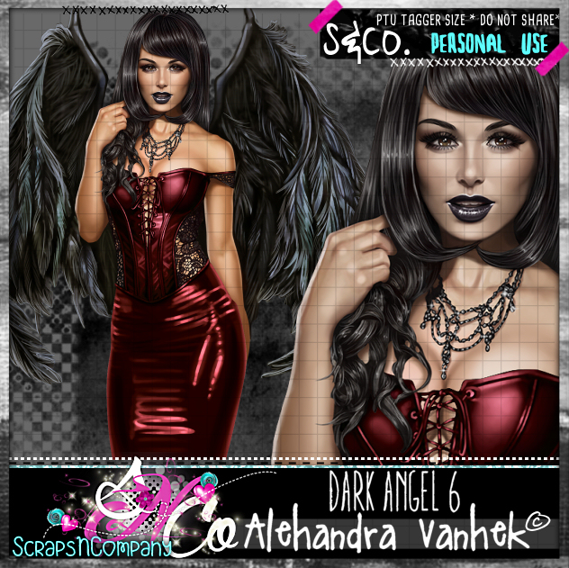DARK ANGEL 6