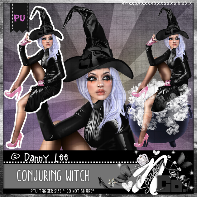 conjuring witch