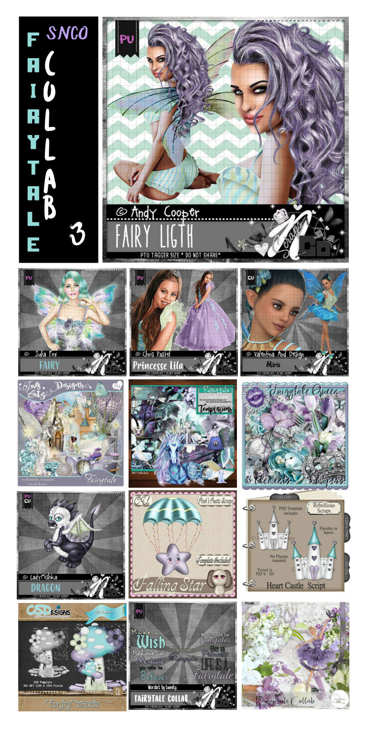 FAIRYTALE STORE COLLAB 3