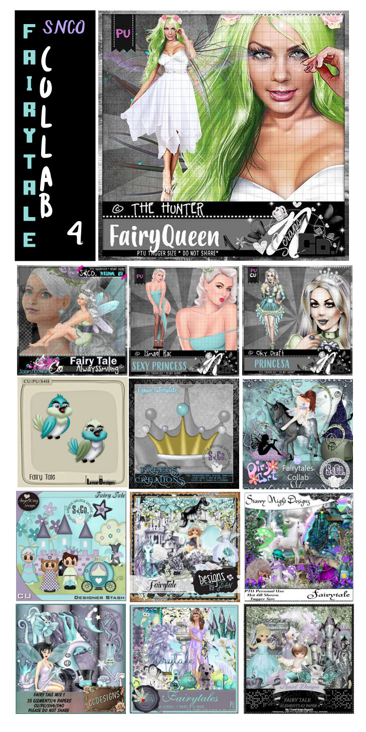 FAIRYTALE STORE COLLAB 4