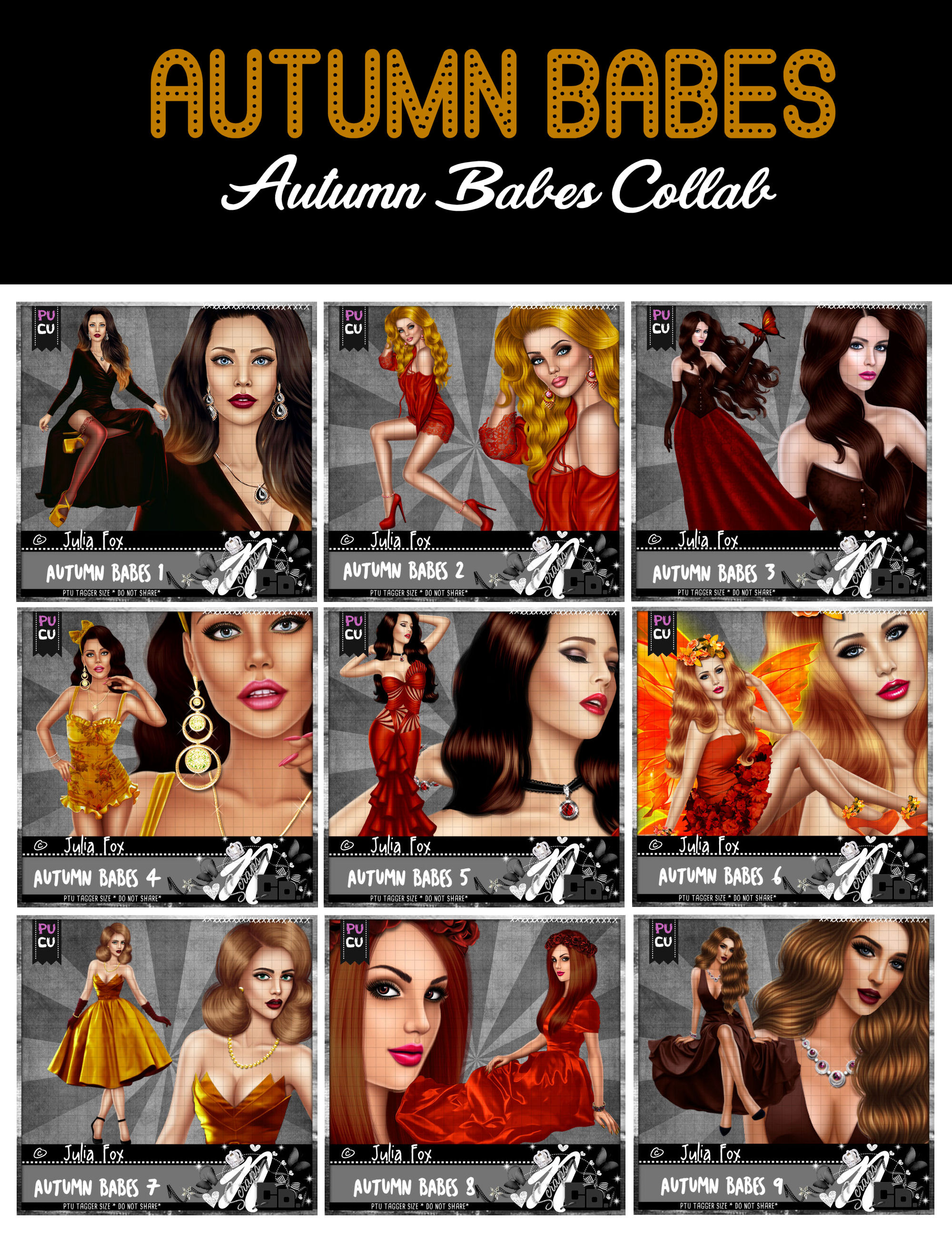 AUTUMN BABES COLLAB