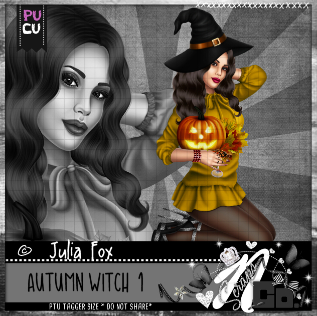 AUTUMN WITCH 1