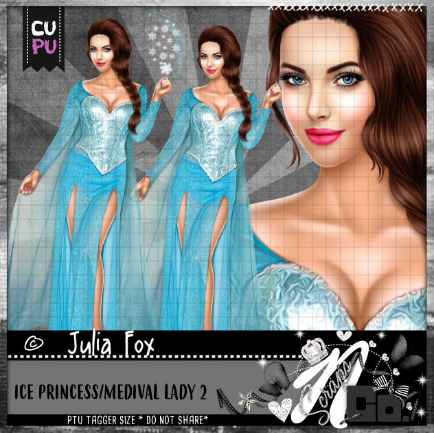 ICE PRINCESS-MEDIVAL LADY 2