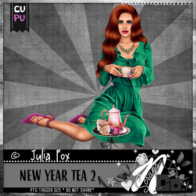 NEW YEAR TEA 2