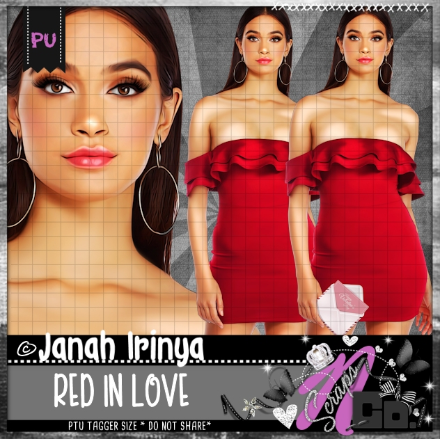 RED IN LOVE