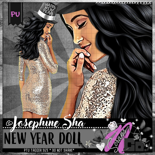 NEW YEAR DOLL