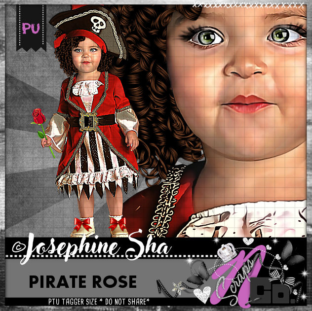 PIRATE ROSE
