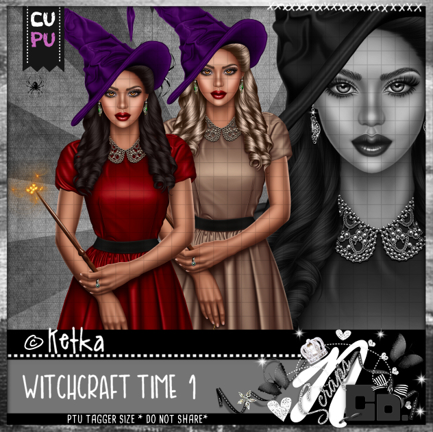WITCHRAFT TIME 1