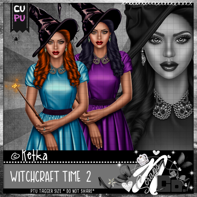 WITCHRAFT TIME 2
