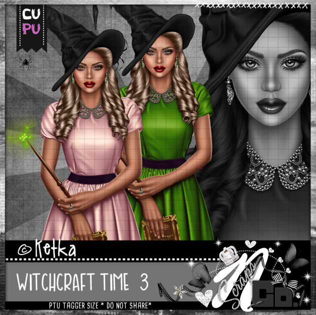 WITCHRAFT TIME 3