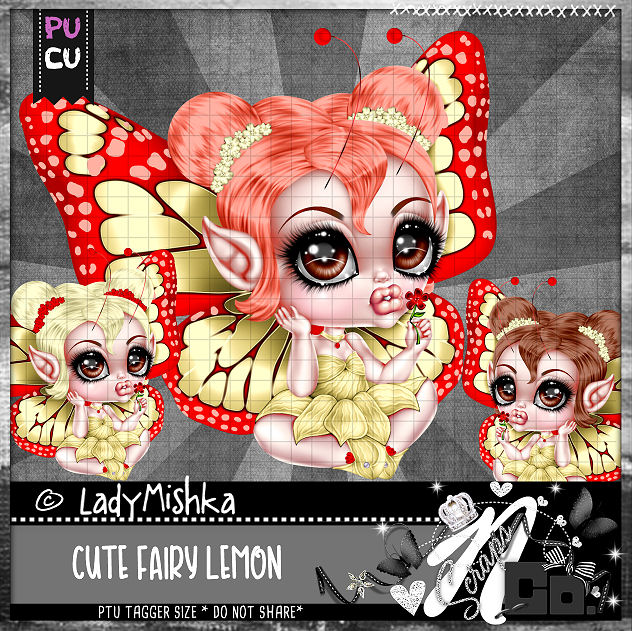 CUTE FAIRY LIMON