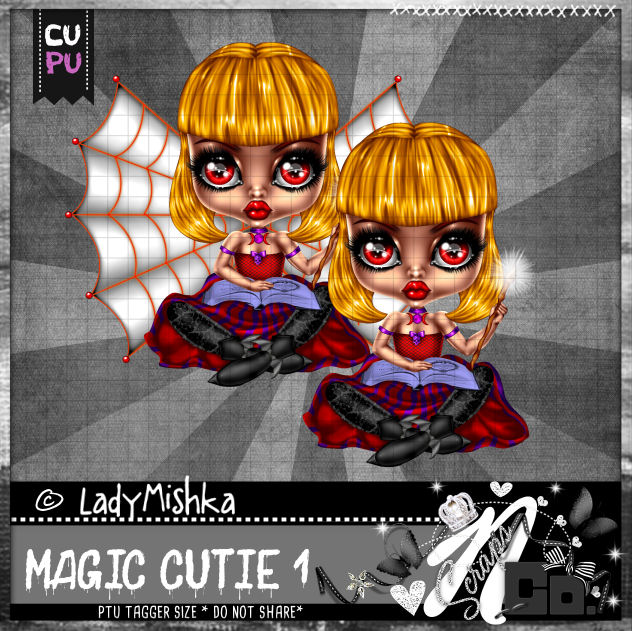 MAGIC CUTIE 1