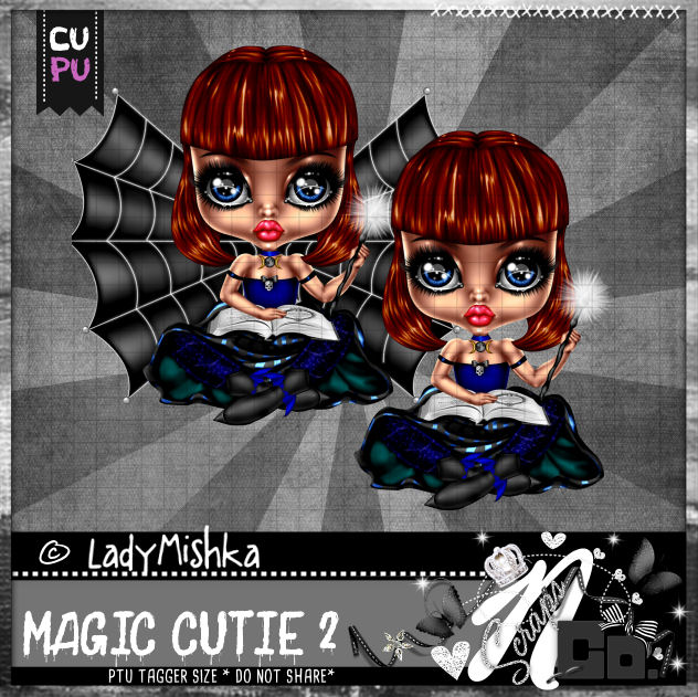 MAGIC CUTIE 2