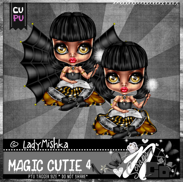 MAGIC CUTIE 4