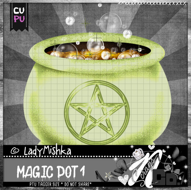 MAGIC POT 1
