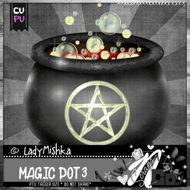 MAGIC POT 3