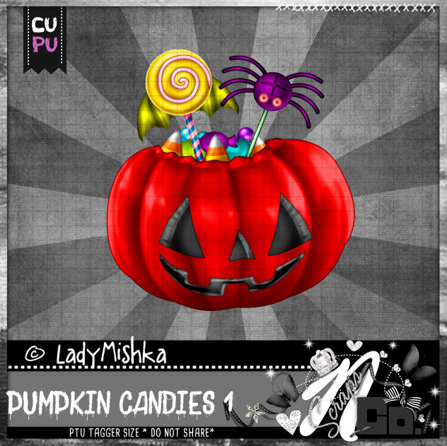 PUMPKIN CANDIES 1