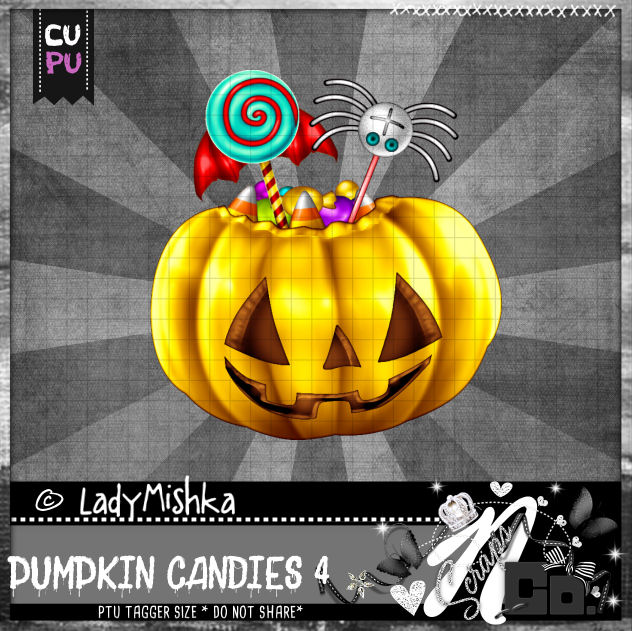 PUMPKIN CANDIES 4