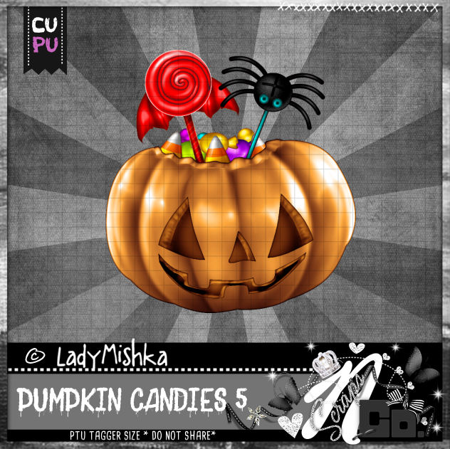 PUMPKIN CANDIES 5