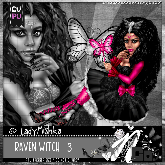 RAVEN WITCH 3
