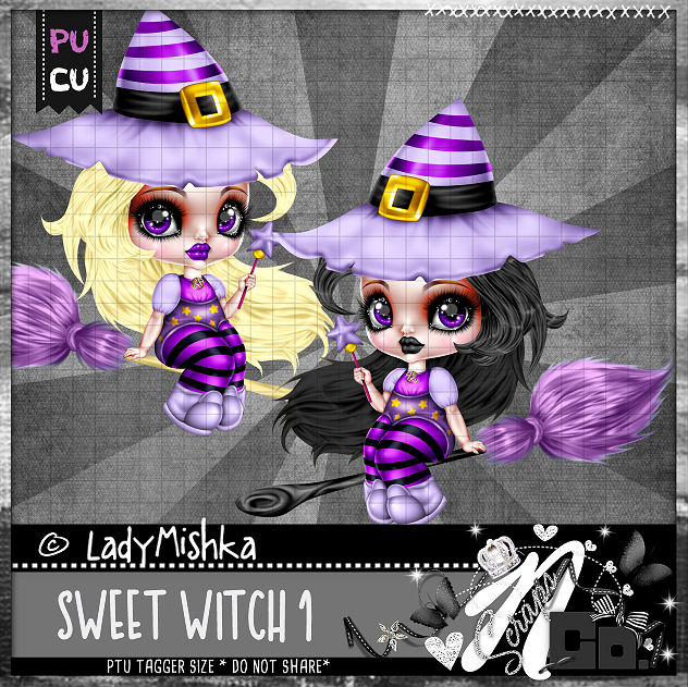 SWEET WITCH 1