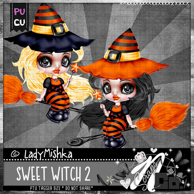 SWEET WITCH 2