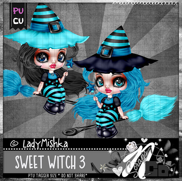 SWEET WITCH 3